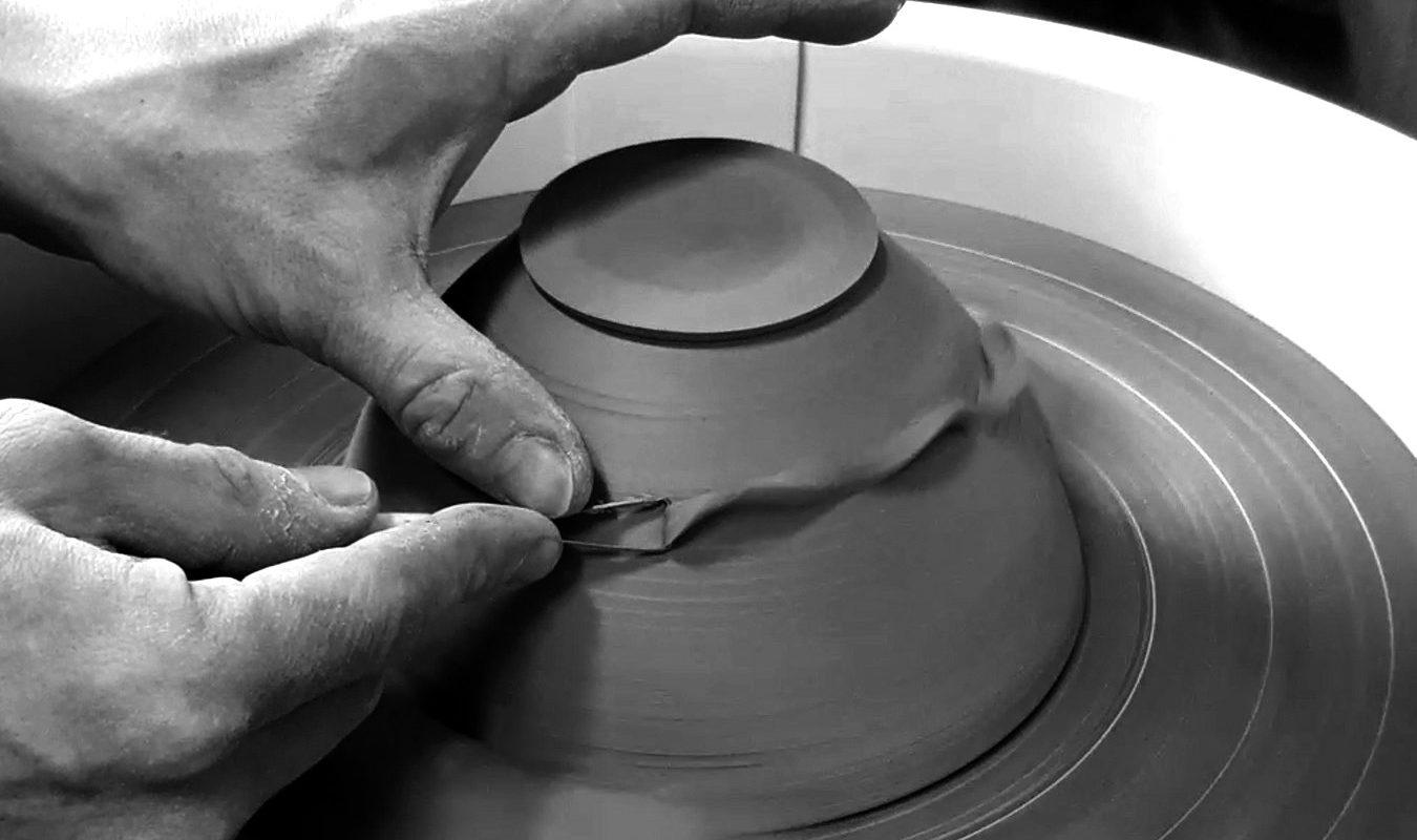 Handgemaakt keramiek